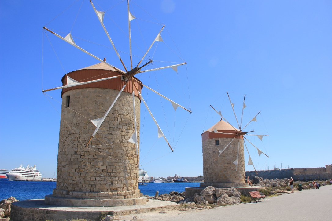 Things to do in Rhodes Town Mandraki Port