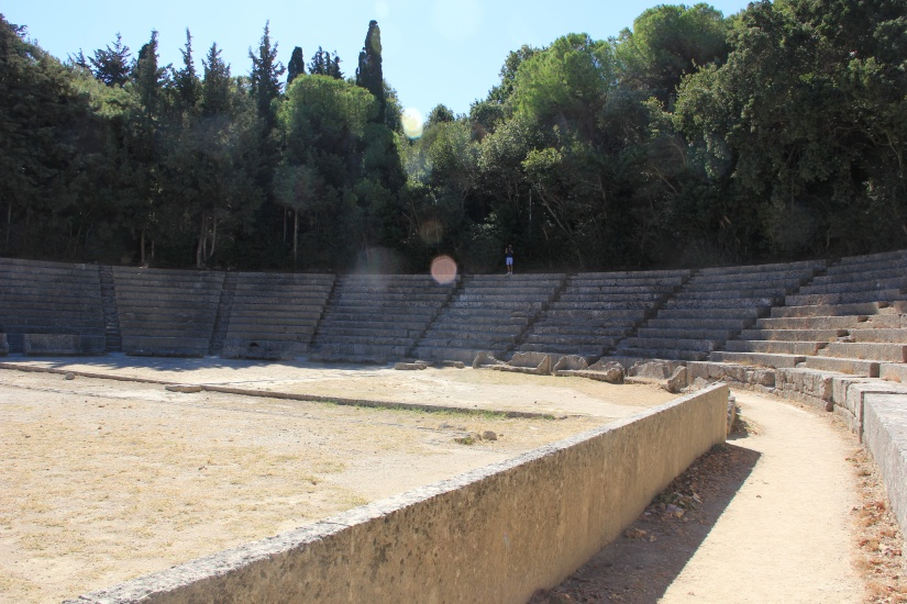 Things to do in Rodos Ancient Stadium