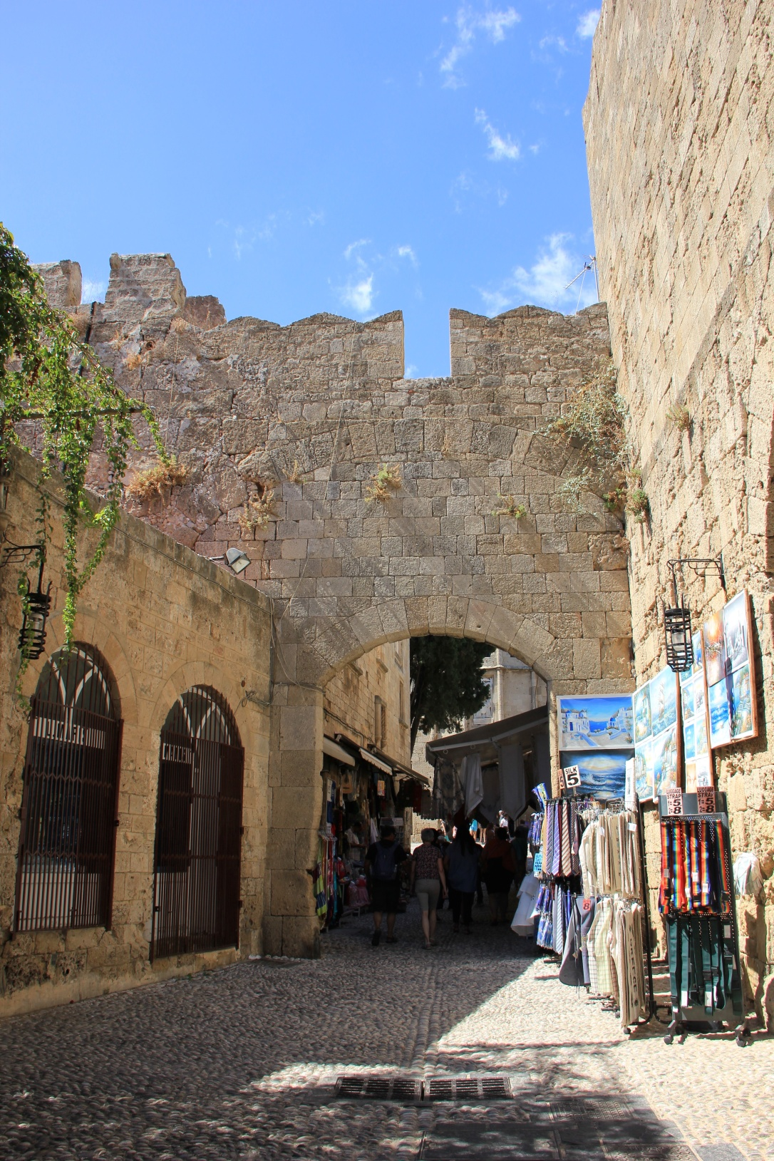 Things to do in Rodos Exploring Old Town