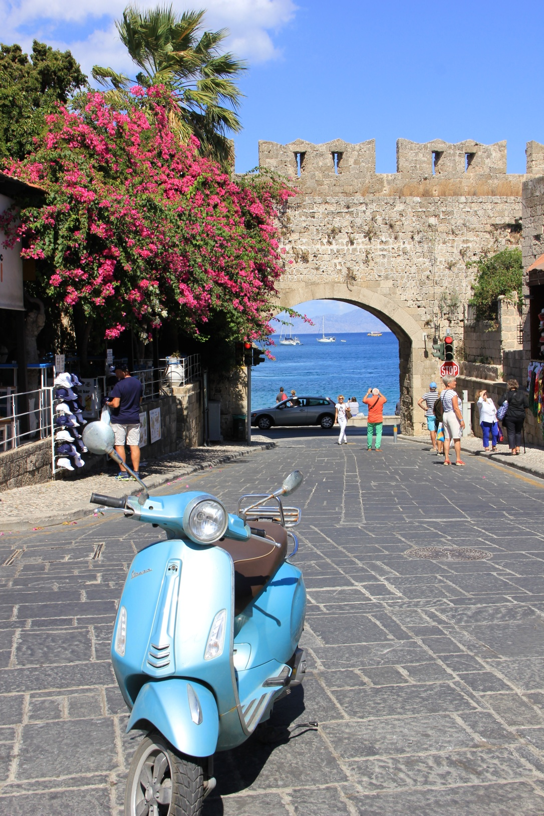 Things to do Rhodes