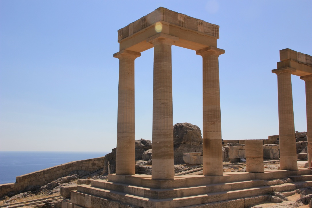 Trip from Rhodes - Lindos