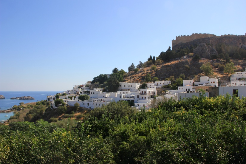 Trip from Rhodes Town - Lindos
