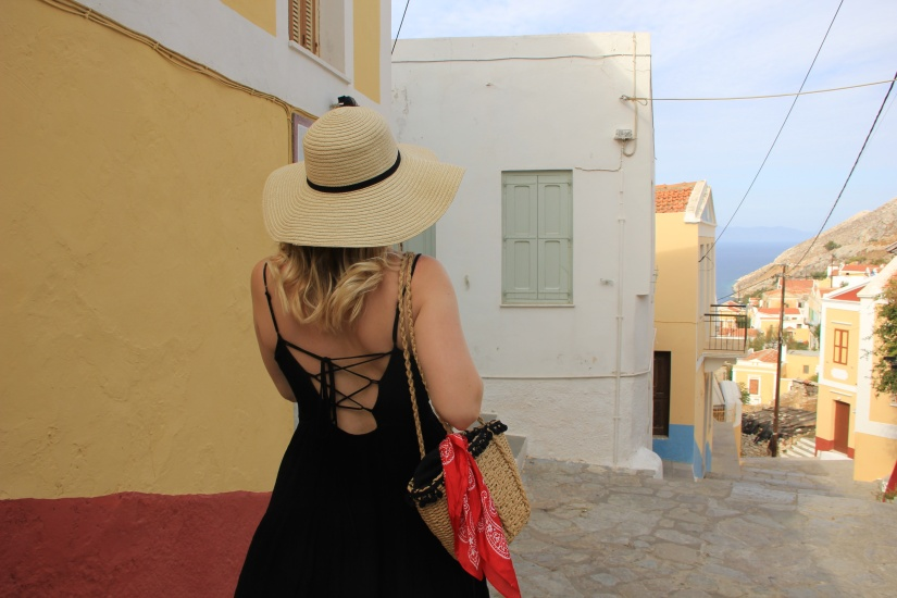 Trip from Rhodes town - Symi