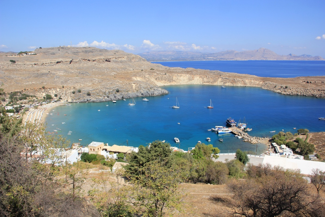Trip from Rodos - Lindos