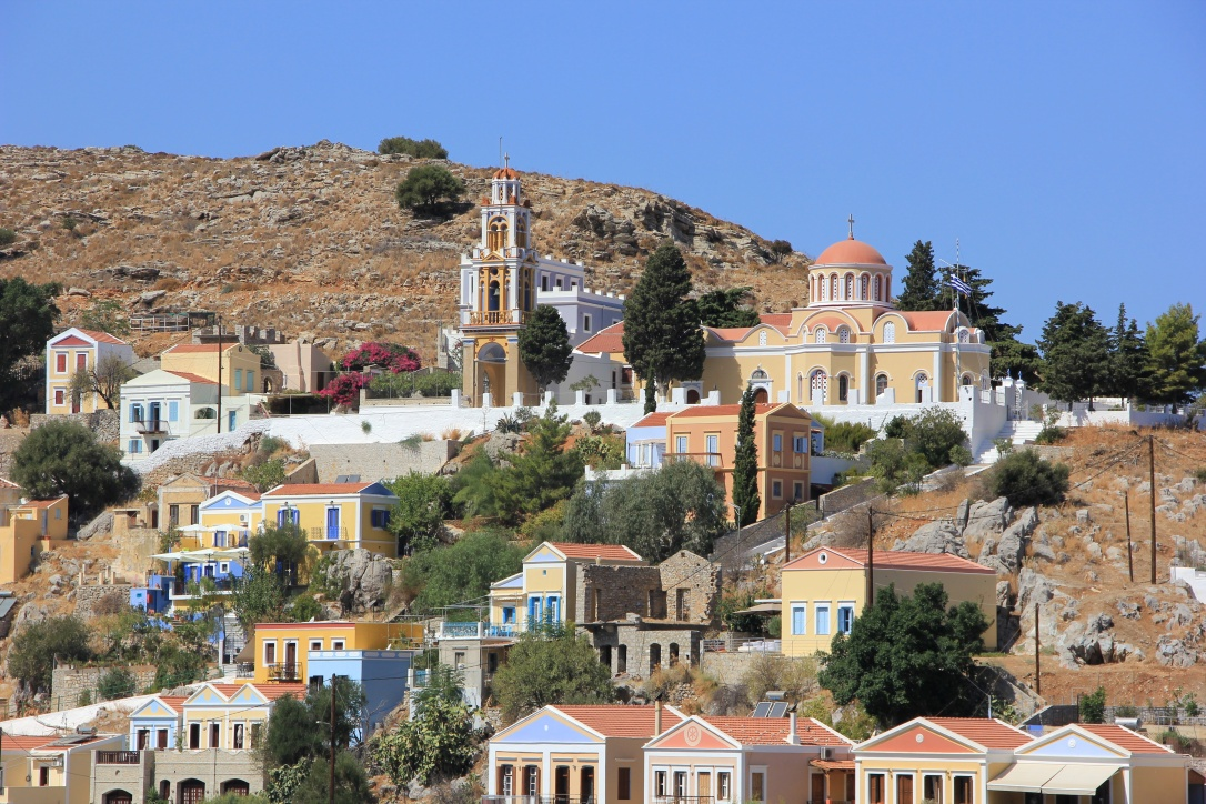 Trip from Rodos - Symi