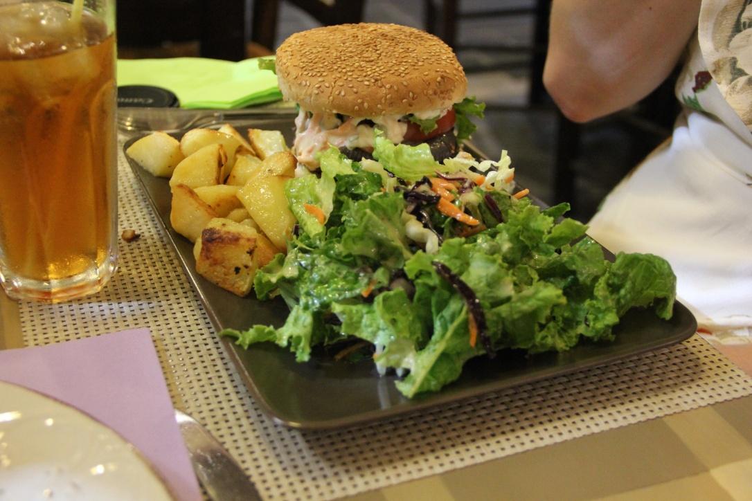 Vegan restaurant Rhodes town