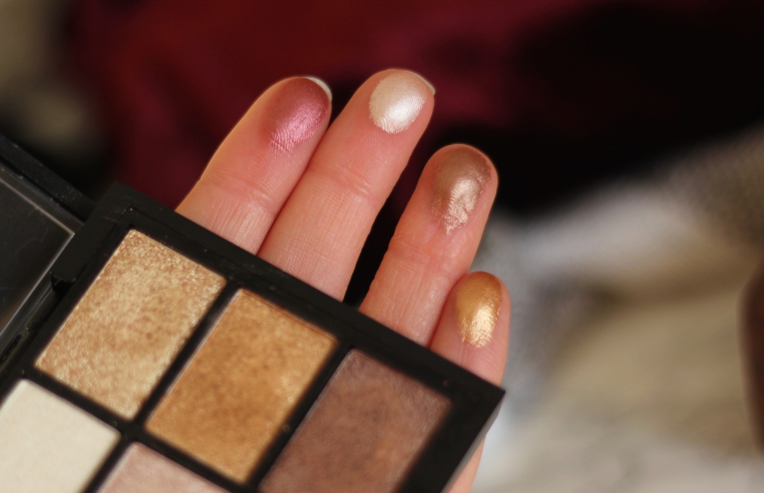 MUA Rusted Wonders palette review