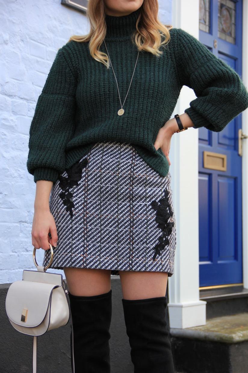 Sophar So Good A line skirt outfit