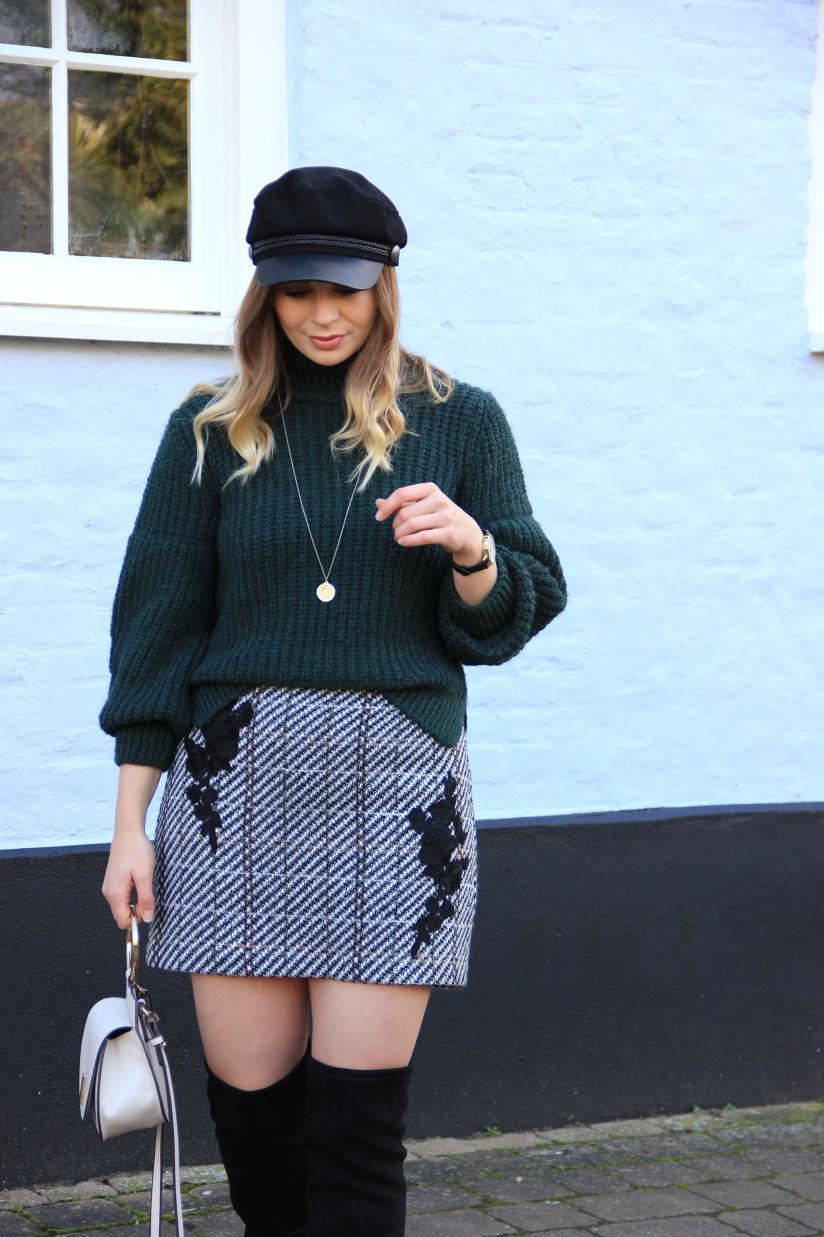 Sophar So Good A line skirt