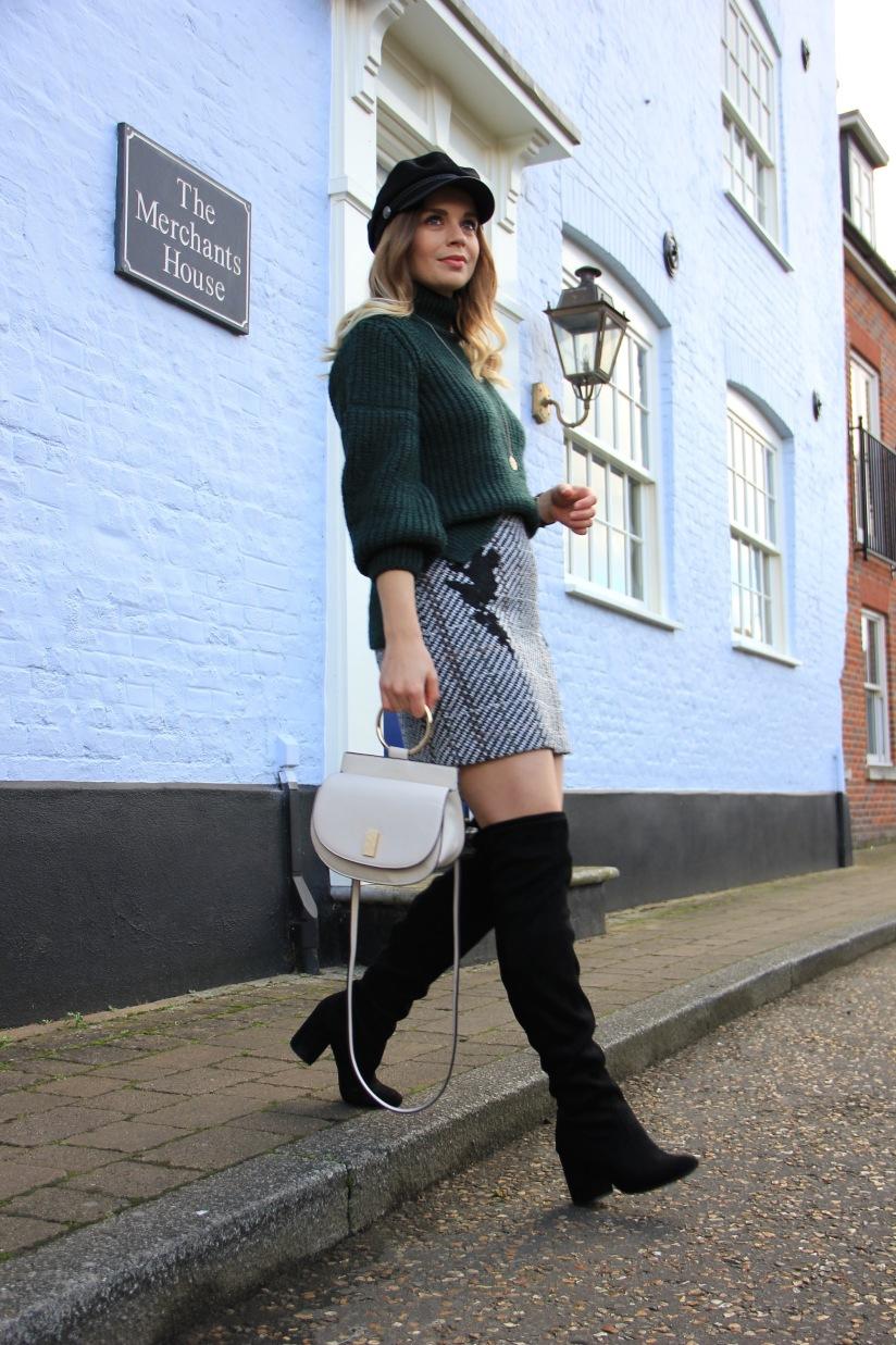 Sophar So Good OTK winter outfit