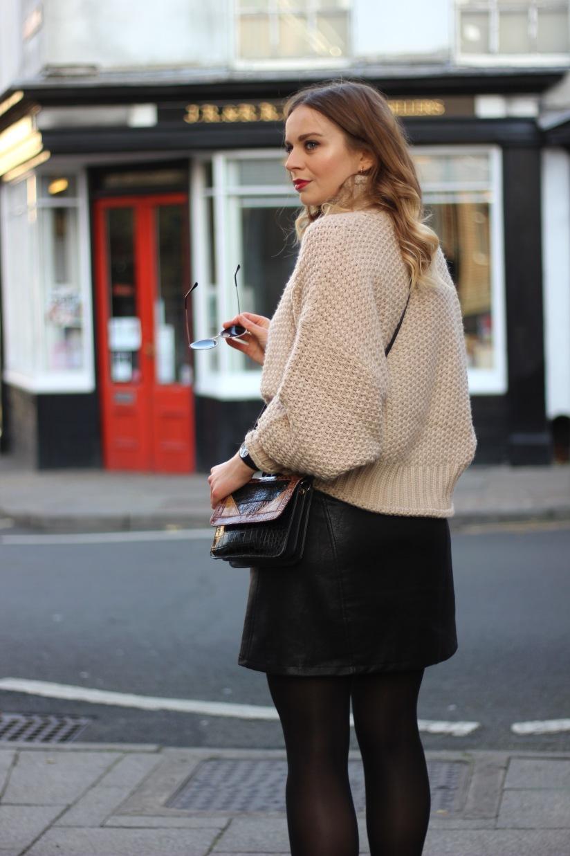 Sophar So Good oversized H&M jumper