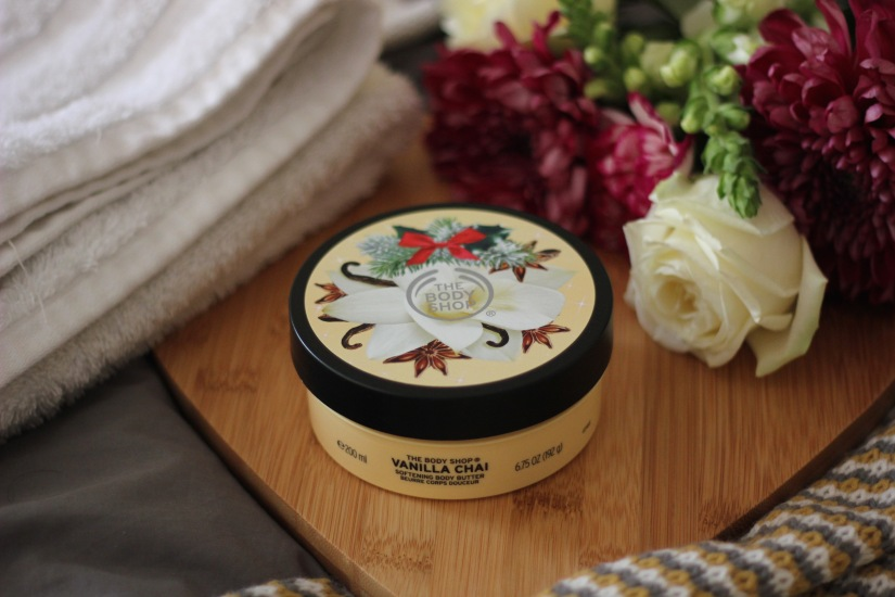 The Body Shop Vanilla Chai Body Butter Review