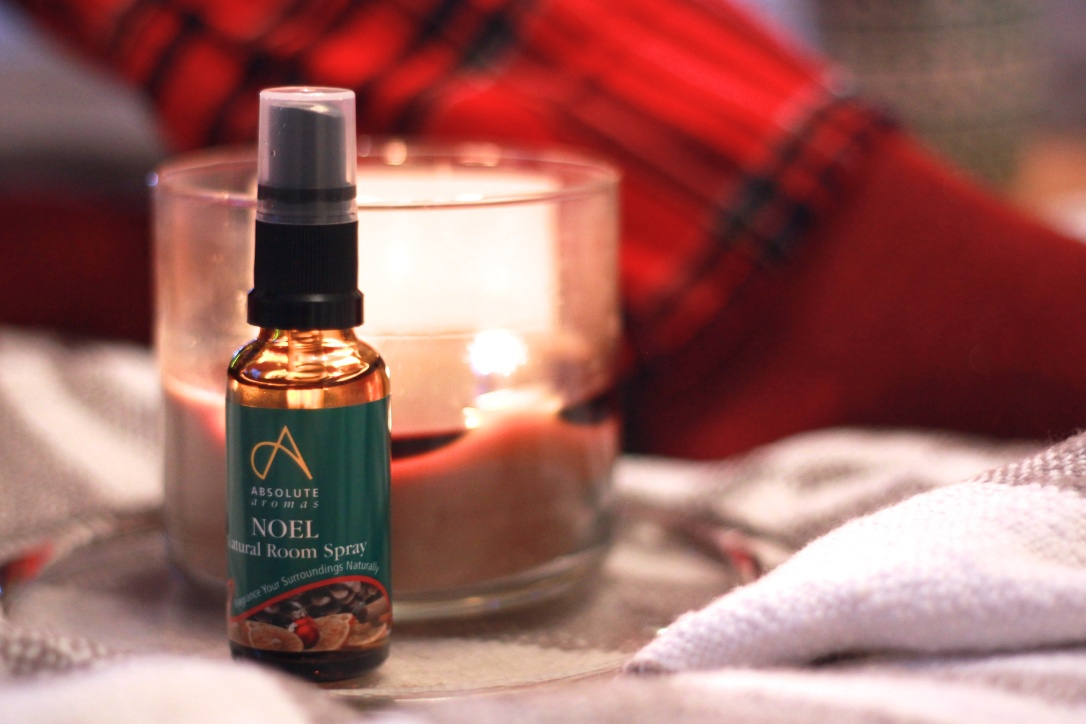 Absolute Aromas Noel Natural Room Spray review