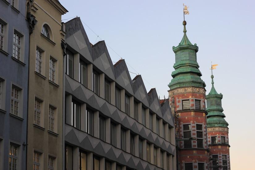 Gdansk in December