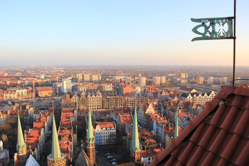 Winter in Gdansk