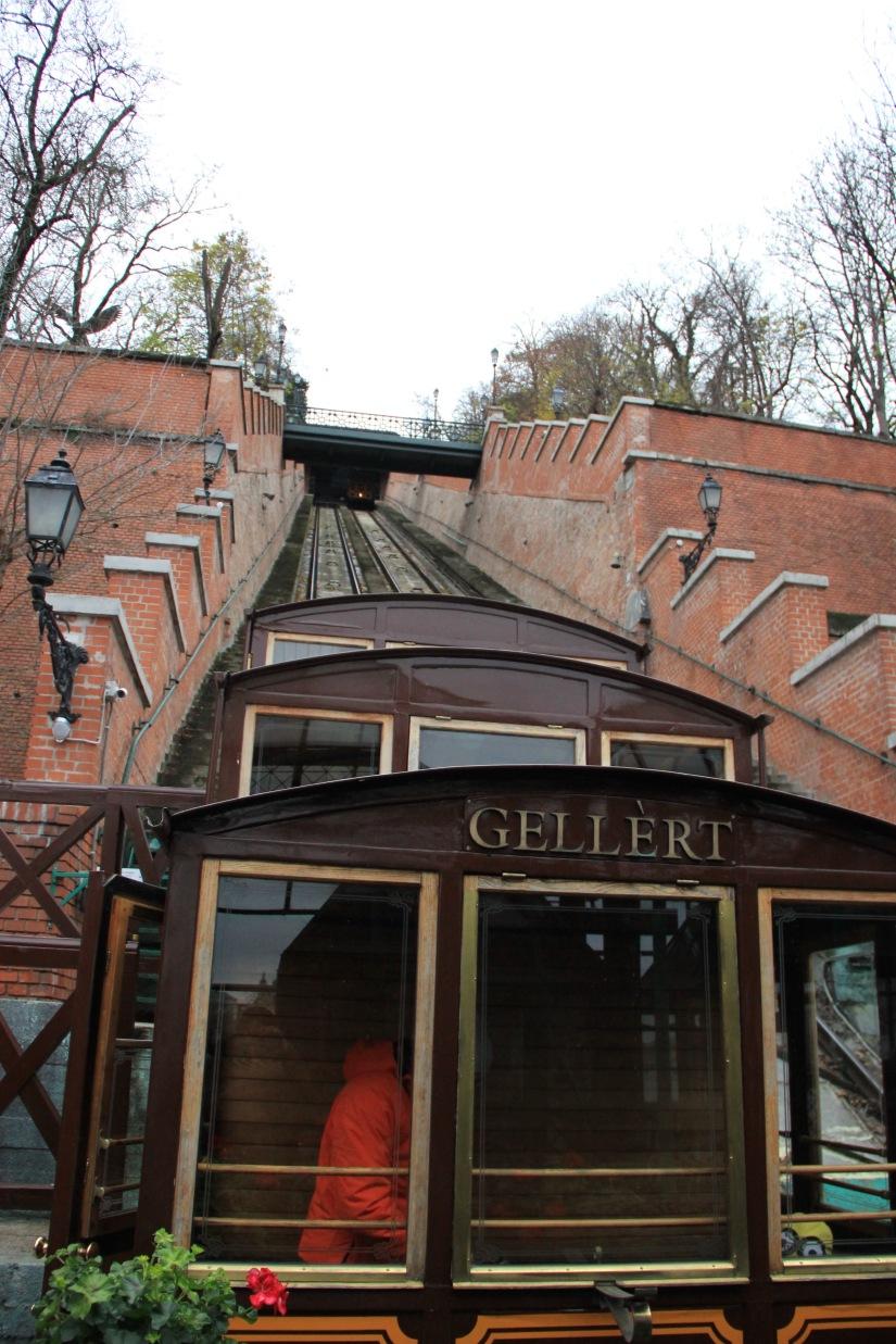Buda Castle Hill Funicular
