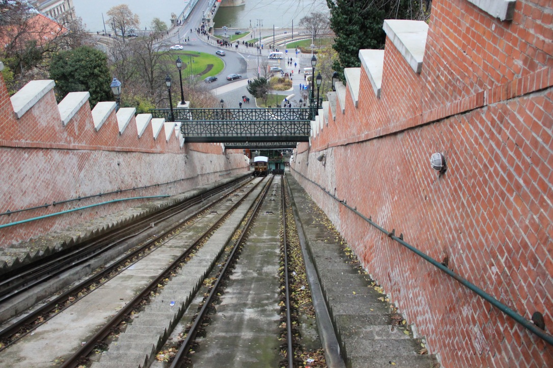 Budapest Castle Hill Funicular