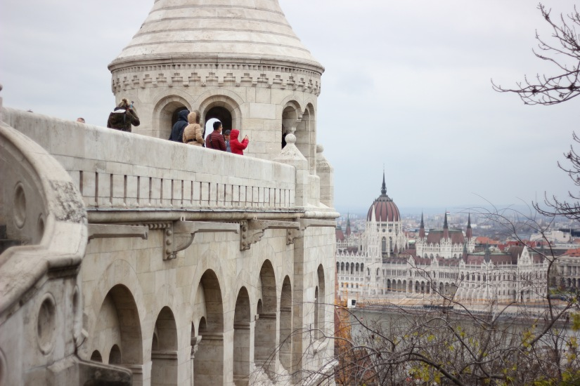 Fisherman's Bastion what to do in Budapest
