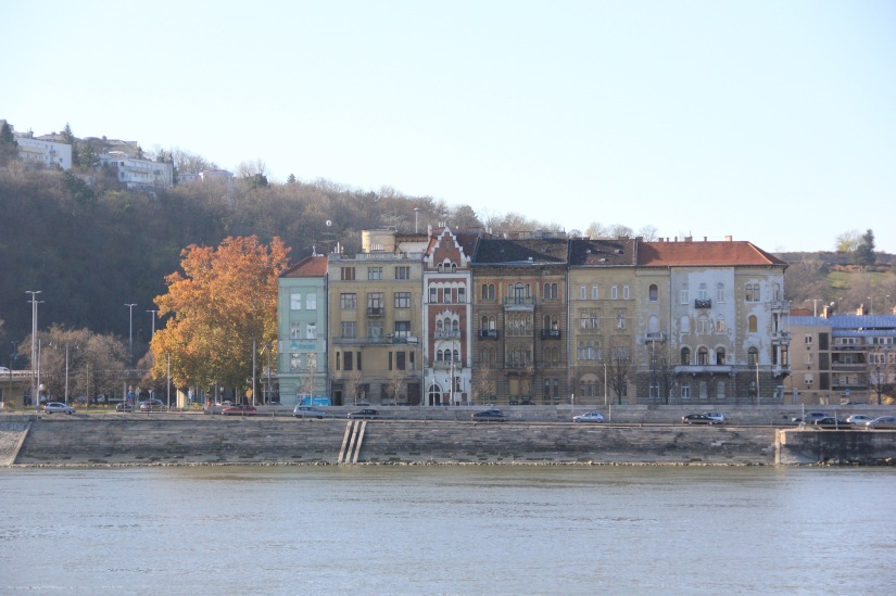 Buda from River Danube