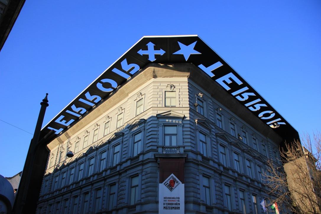 House of terror budapest