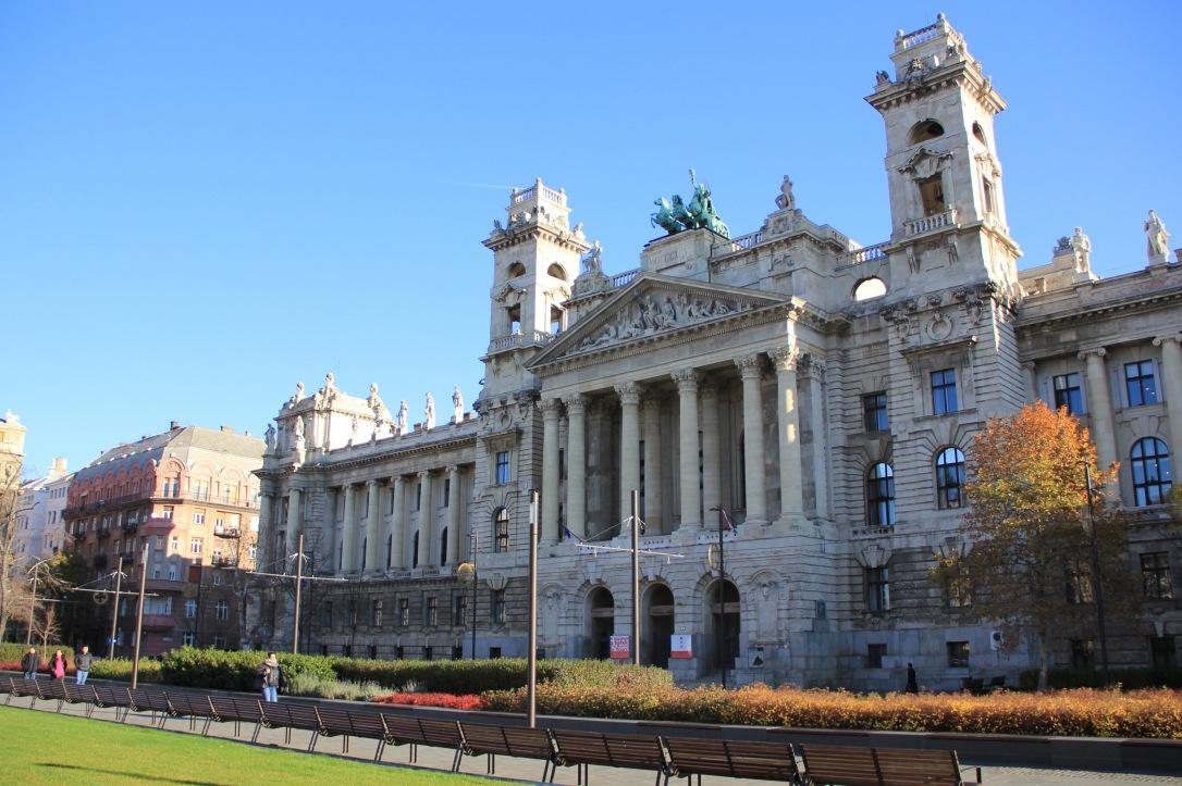 Museum of Ethnology Budapest