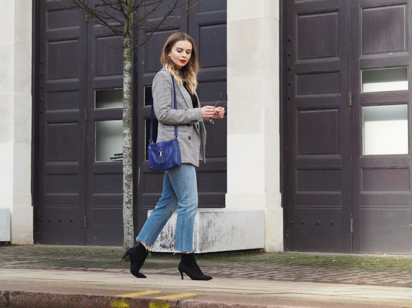 How to style jeans for work