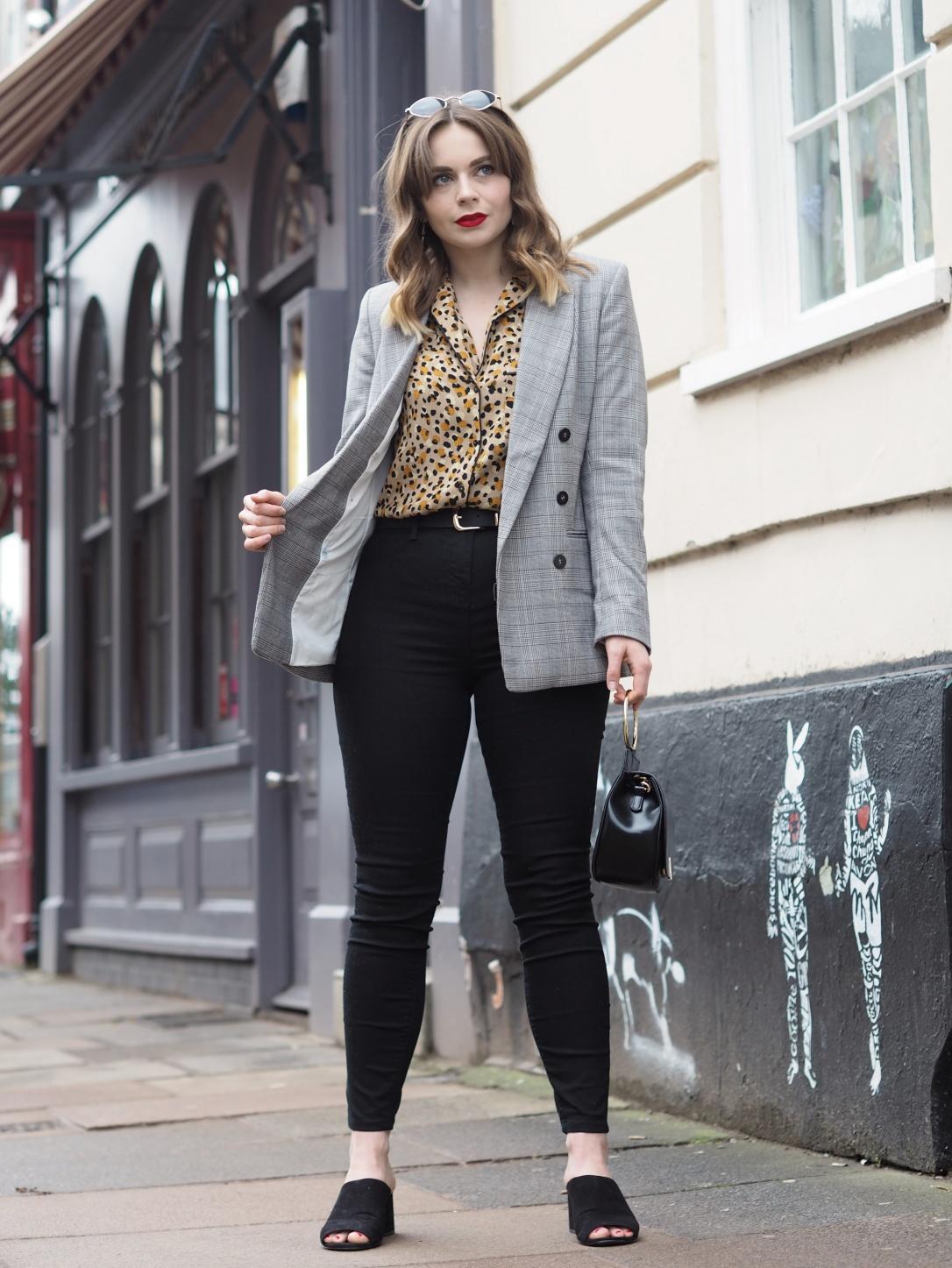 Matalan black skinny jeans