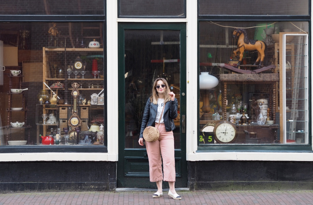 Haarlem shop fronts