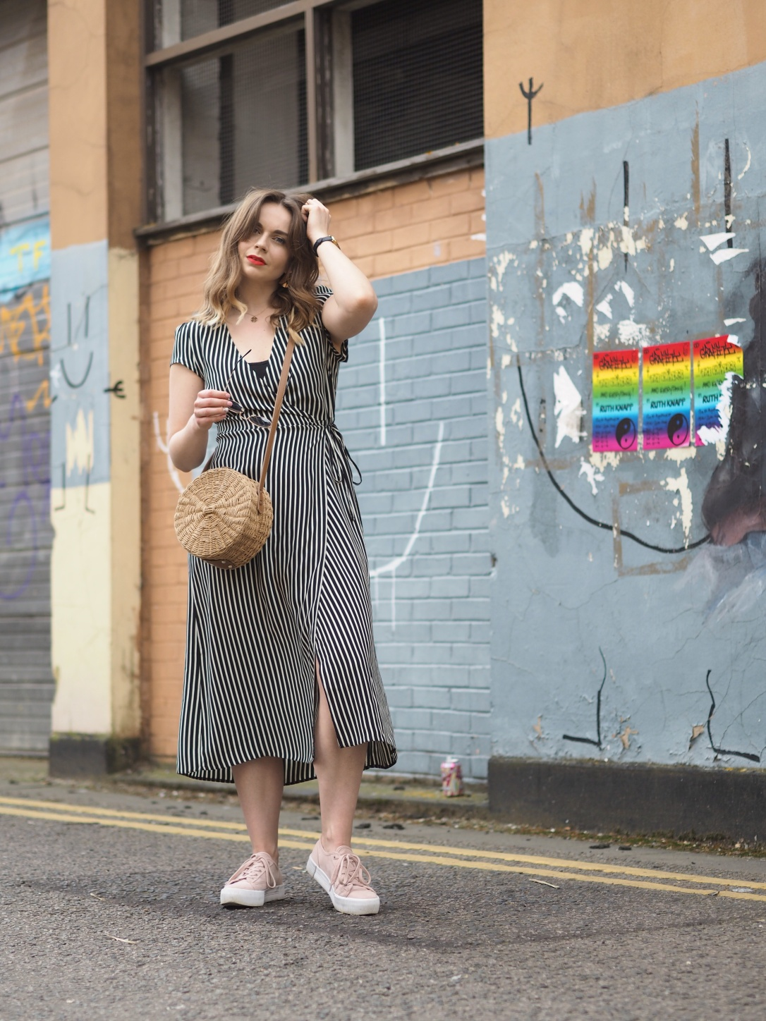 New Look midi dress