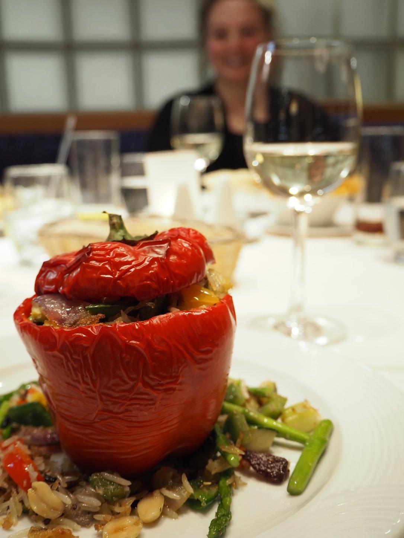 Stena Line Harwich to Holland Metropolitan Restaurant