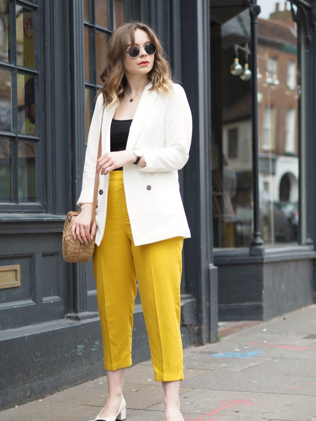 Why I love wearing brights