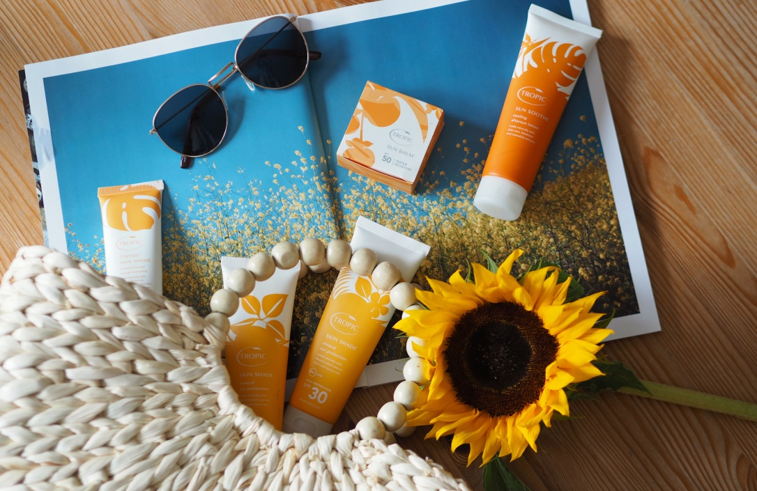Tropic skincare sun protection review