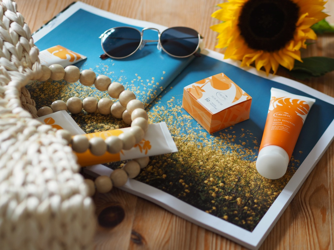 Tropic skincare sun care discovery kit review
