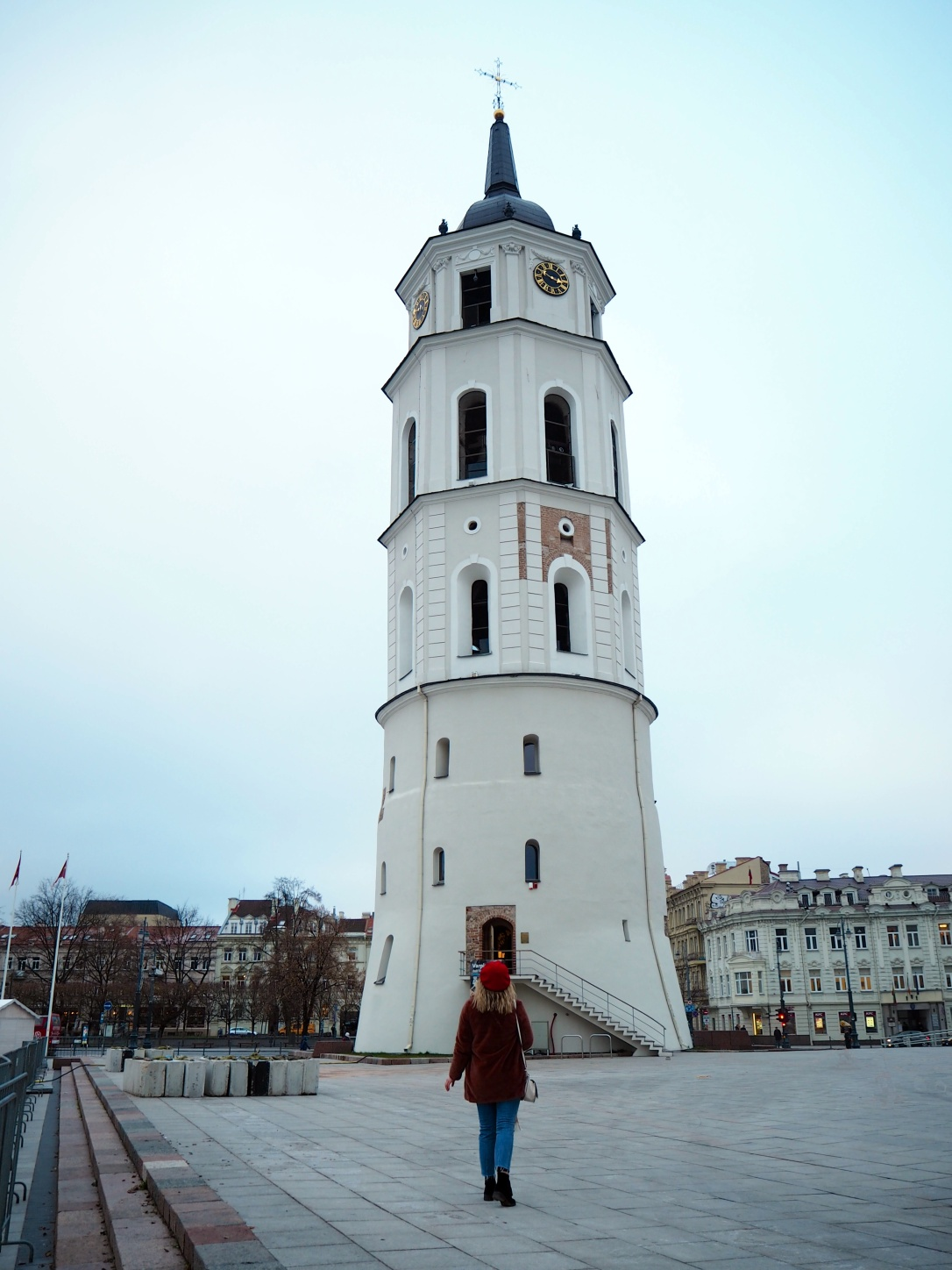 Vilnius Cathedral Bell Tower