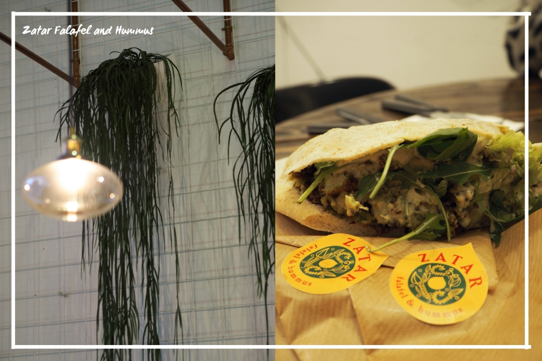 Zatar Falafel and Hummus Vilnius
