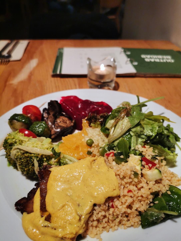 Where to eat vegan in Porto - daTerra