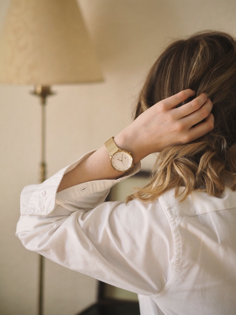 The Philosopher watch from sustainable and ethical brand Nordgreen